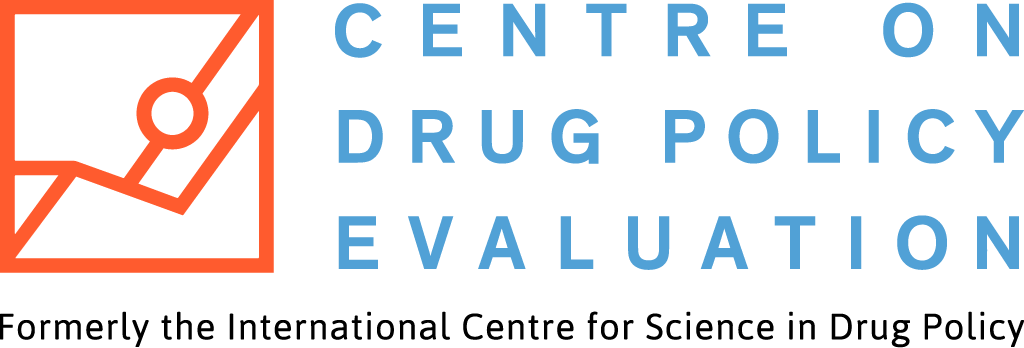 Centre for Drug Policy Evaluation Logo
